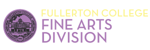 Fullerton College Art Department Logo